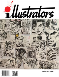 illustrators ANNUAL SUBSCRIPTIONFour issues: issues 16 - 19